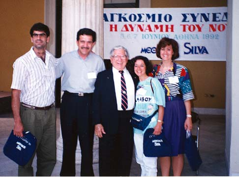 Jose Silva in Athens 1992 World Convention